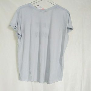 Wildfox Tops - SOLD NWT WILDFOX GRAPHIC TEE WIDE FAST FOODIE